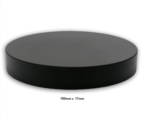 Display Socket - Round - 100mm