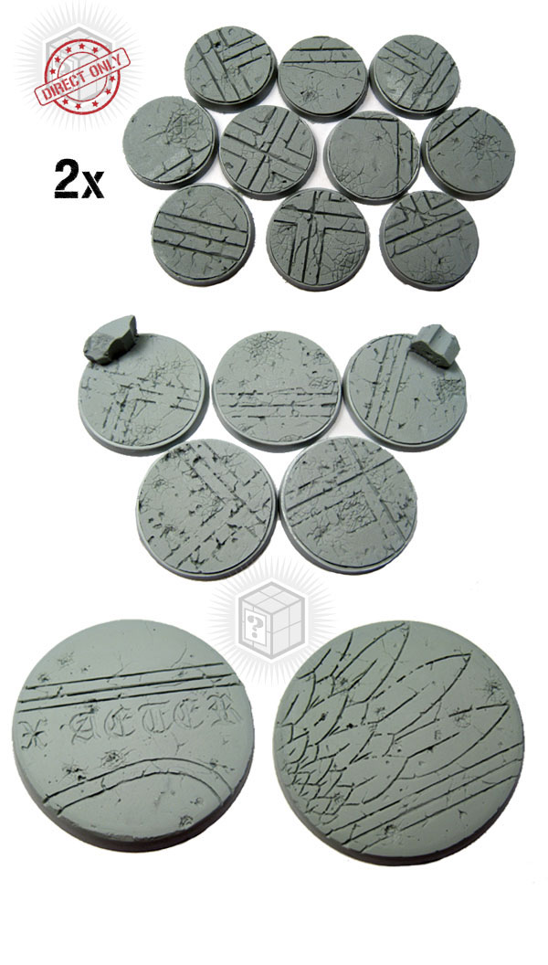 Beveled Edge: All Your 'Ruined Temple' Bases