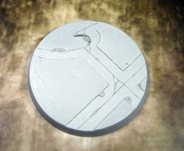 Beveled Bases: Alien Temple 60mm 02