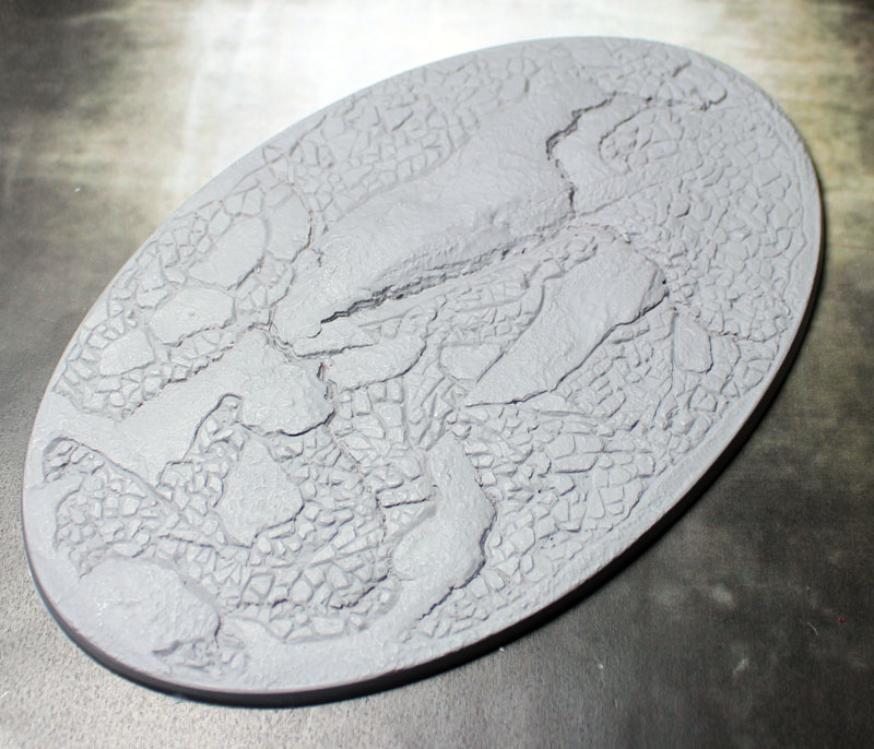 Beveled Bases: Desert Basin 168x106mm