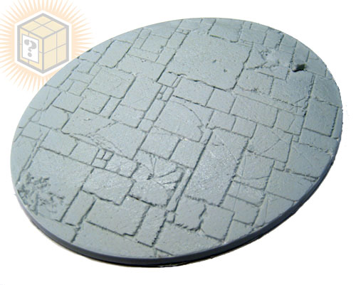 Beveled Bases: Flagstone 95x120mm