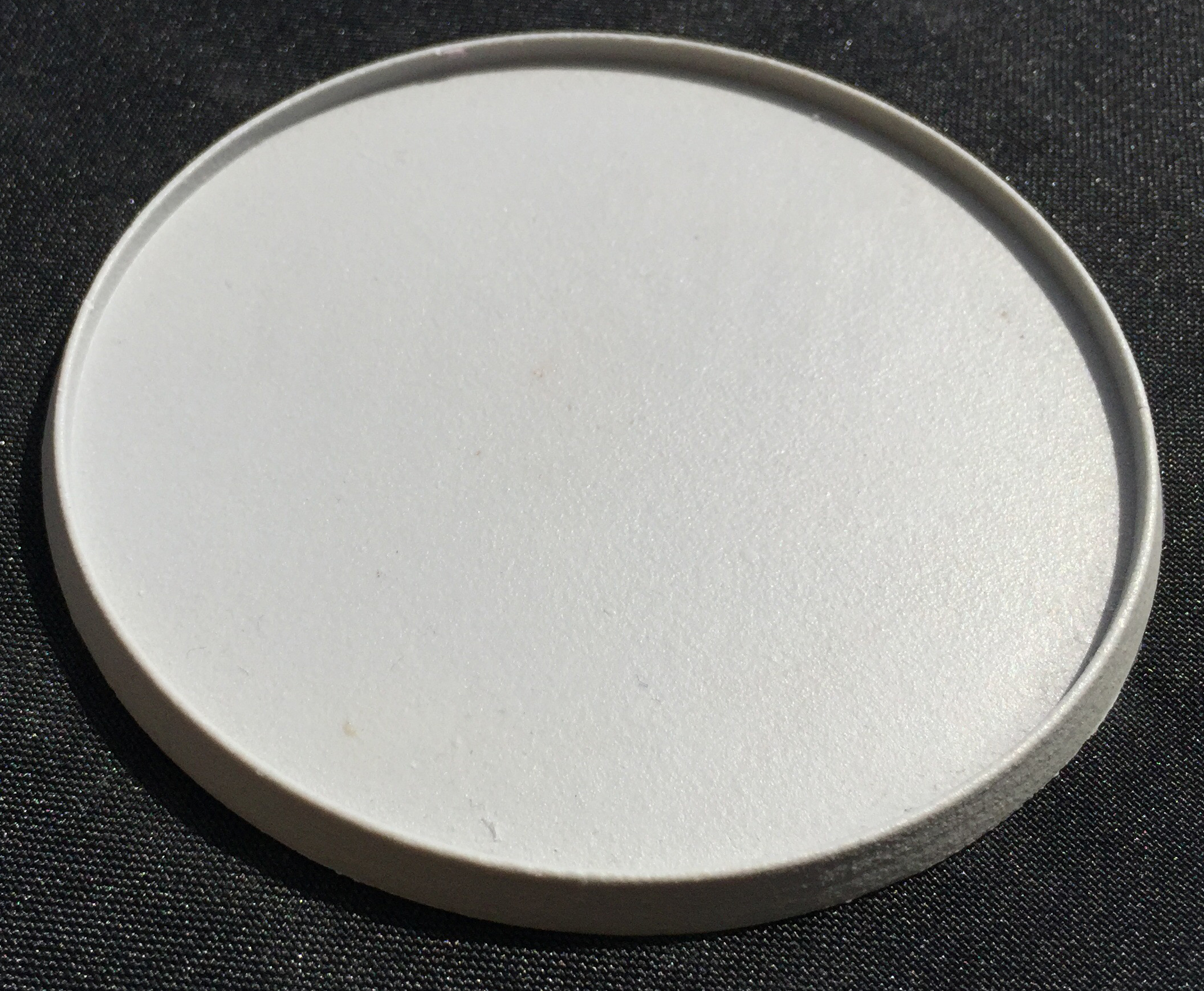 Beveled Edge Bases: Hollow Blank 100mm