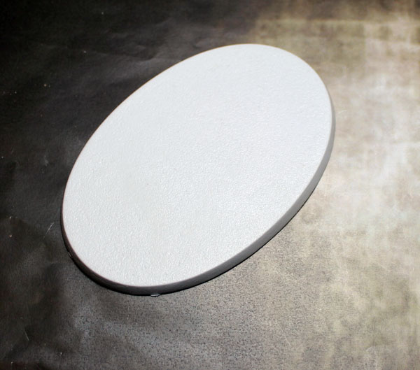 Beveled Bases: Solid Blank 105x70mm
