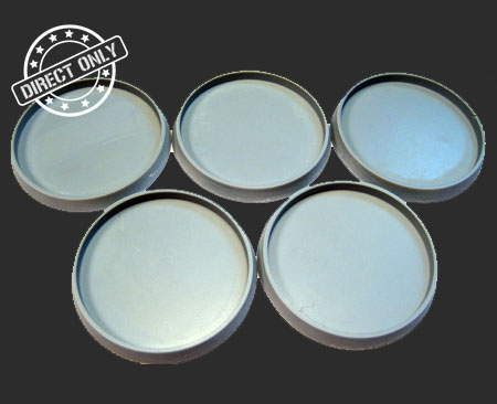 Beveled Bases: Hollow Blank 40mm