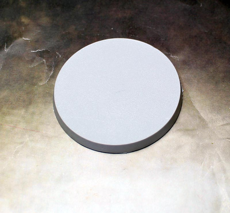 Beveled Bases: Solid Blank 55mm