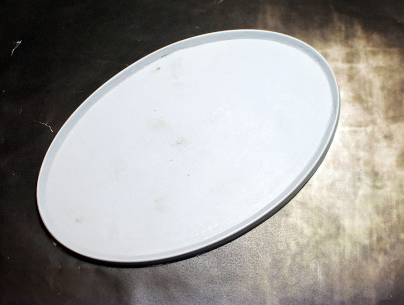 Beveled Bases: Hollow Blank 170mmx105mm
