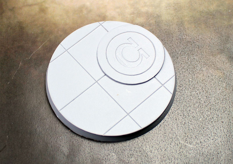 Beveled Bases: Omega Base 60mm 01