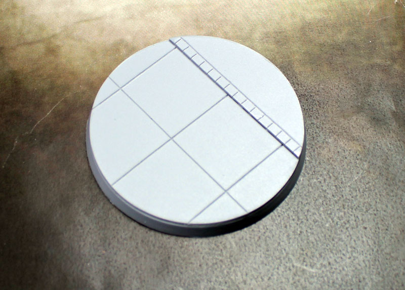 Beveled Bases: Omega Base 60mm 02
