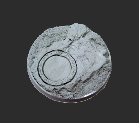 Beveled Bases: Runic Mountain 60mm 04