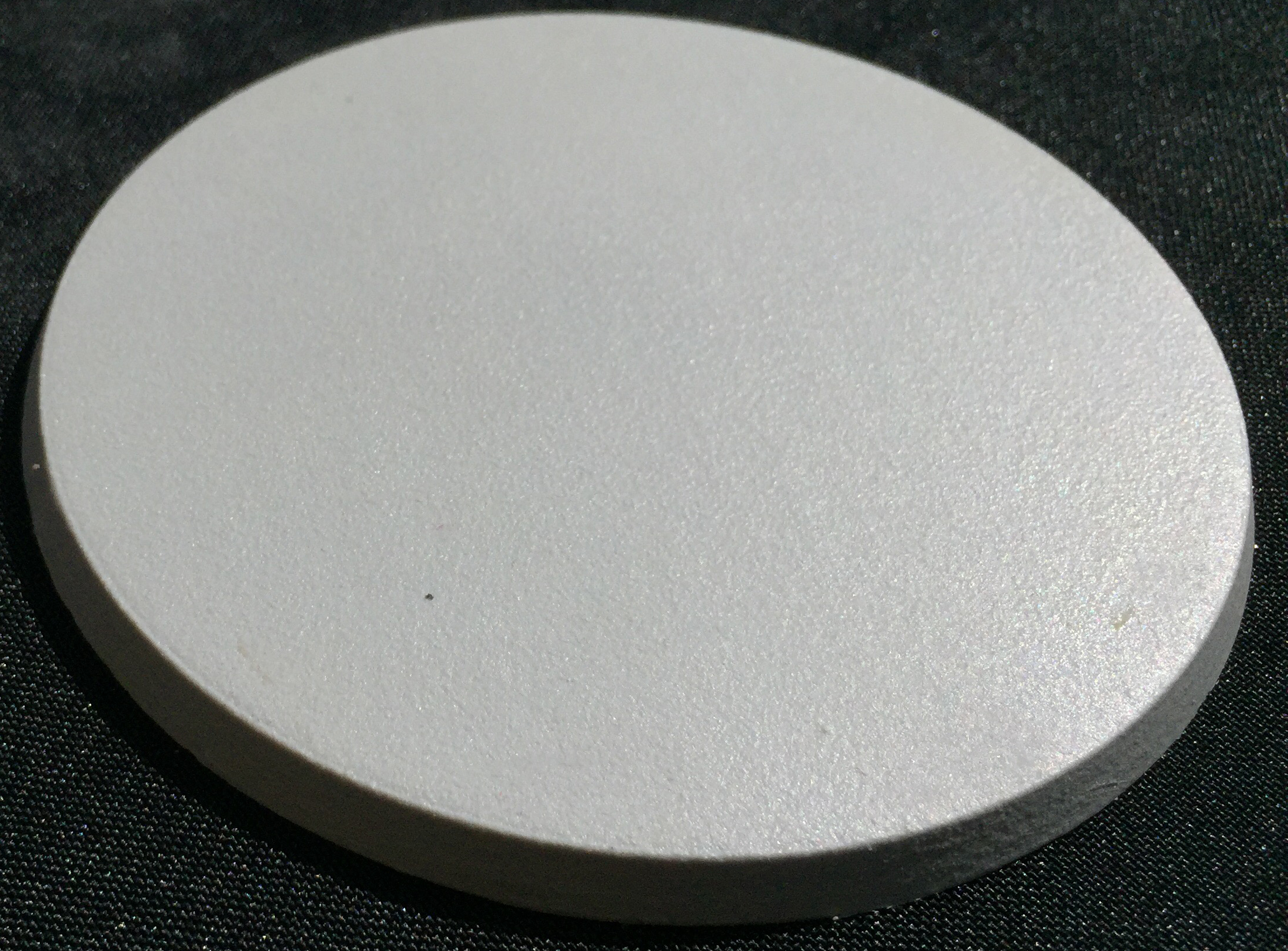 Beveled Bases: Solid Blank 100mm