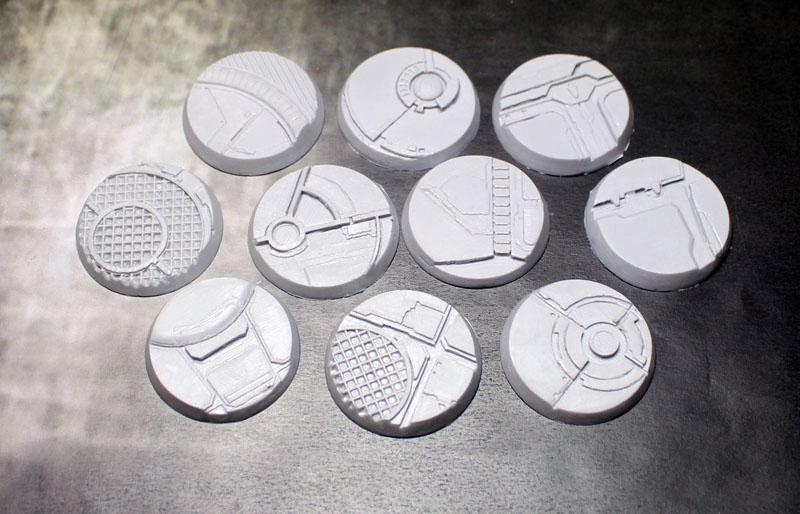 Beveled Bases: Tau Ceti 32mm