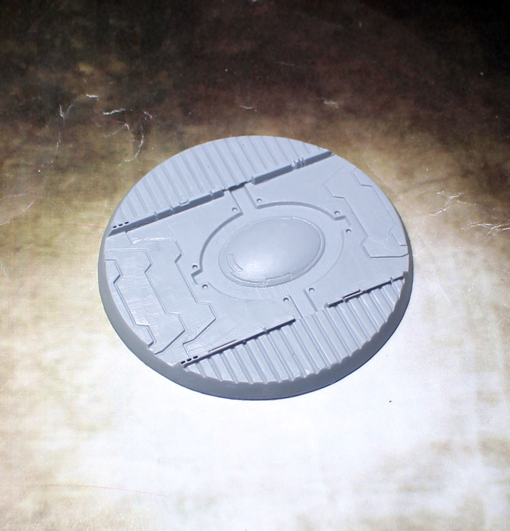 Beveled Bases: Tau Ceti 80mm