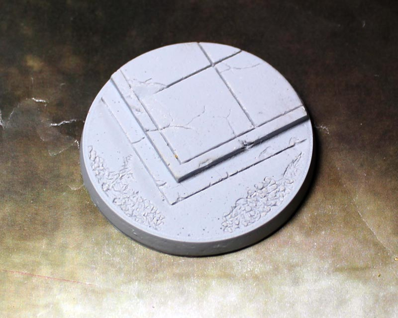 Beveled Bases: Urban Streets 55mm