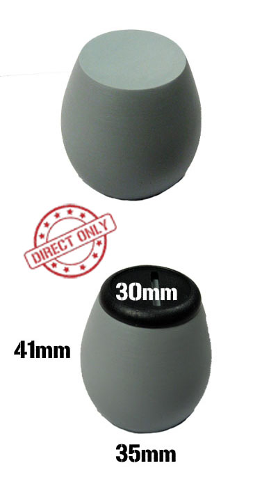 30mm Display Plinth - Egg - Click Image to Close