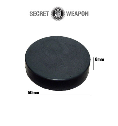 Display Socket - Round - 50mm Short