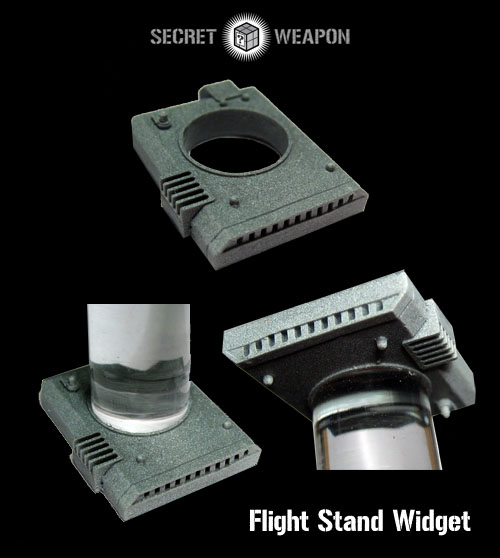 Flight Stand Widget