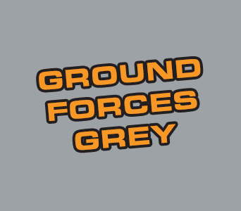 Acrylics: Ground Forces Grey