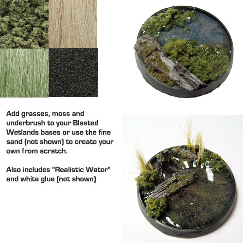 Instant Scenery Kit: Wetlands