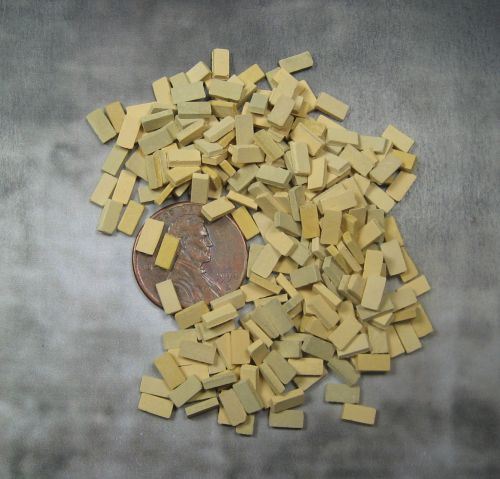Masterclass Scenics: 1/48 Baked Ceramic Bricks - Tan Mix
