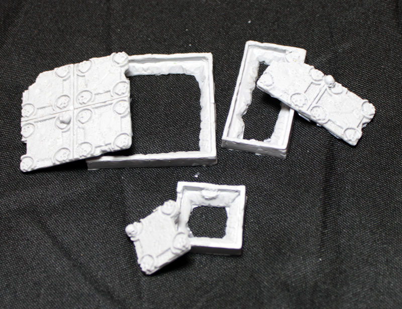 Tombs of the Dark Sun - Pit Trap Set