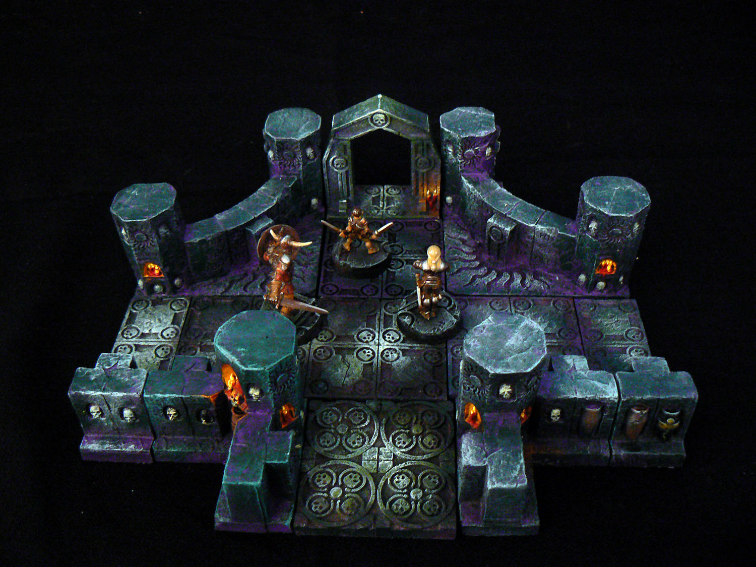 Tombs of the Dark Sun - Starter Set