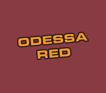 Acrylics: Odessa Red