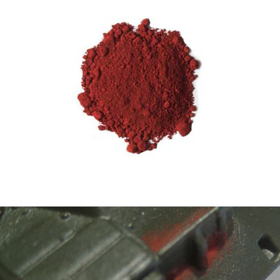Weathering Pigment - Rust Red