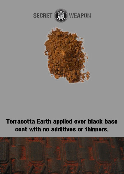 Weathering Pigment - Terracotta Earth