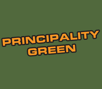 Acrylics: Principality Green - Click Image to Close