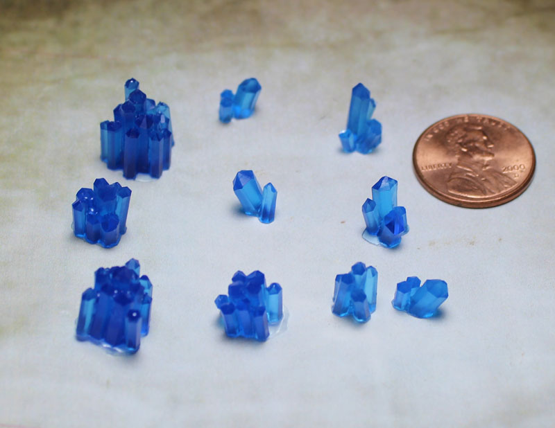 Esper Crystals: Order Pack - BLUE (10)