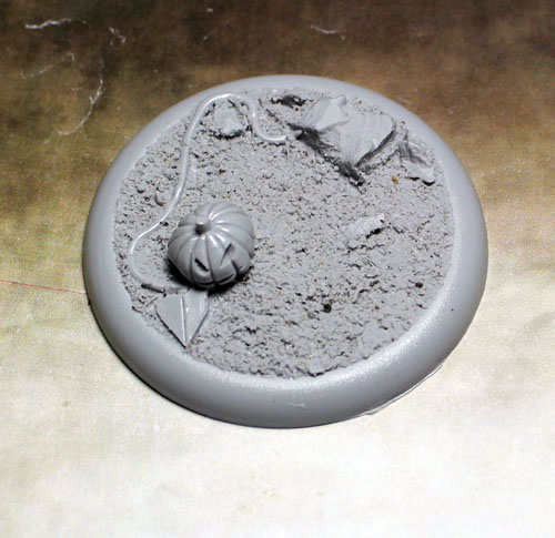 Round Lip Bases:Field of Screams 01 50mm