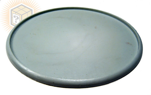 Round Lip Bases: Hollow Blank 120mm