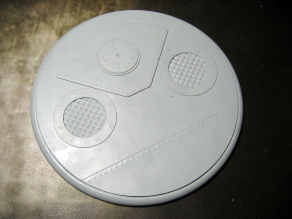 Round Lip Bases: Iron Deck 120mm