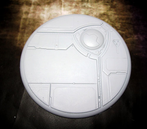 Round Lip Bases: Tau Ceti 120mm