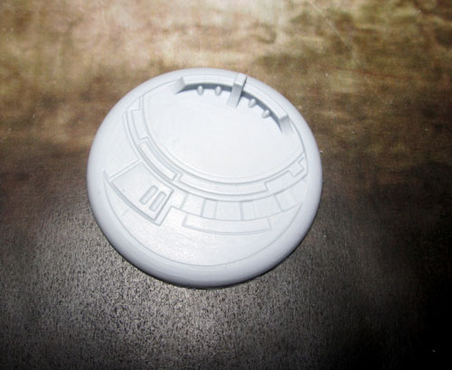 Round Lip Bases: Tau Ceti Base 01 50mm