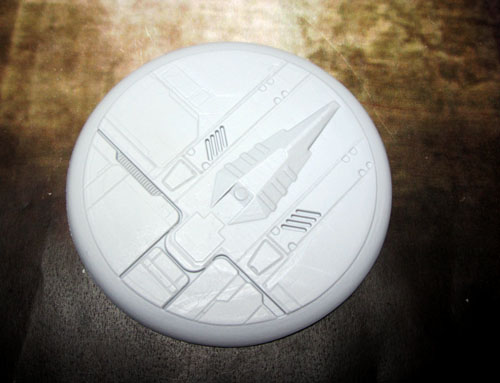 Round Lip Bases: Tau Ceti 80mm