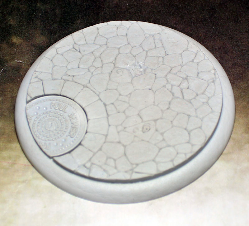 Round Lip Bases: Town Square 80mm