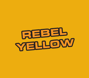 Acrylics: Rebel Yellow