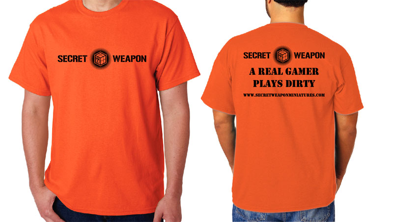 T-Shirt (So Orange Edition)