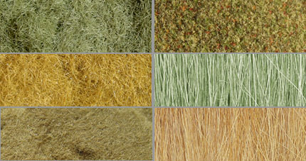 Instant Scenery Kit: Grasses